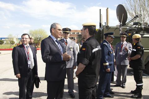 Coopération militaire maroco-espagnole 2013_04_15_Visita_Ministro_Marroqui